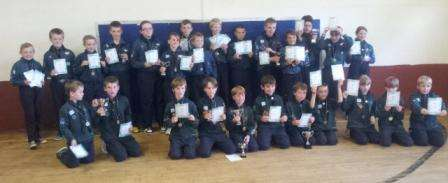 Cub & Scout Prize Giving